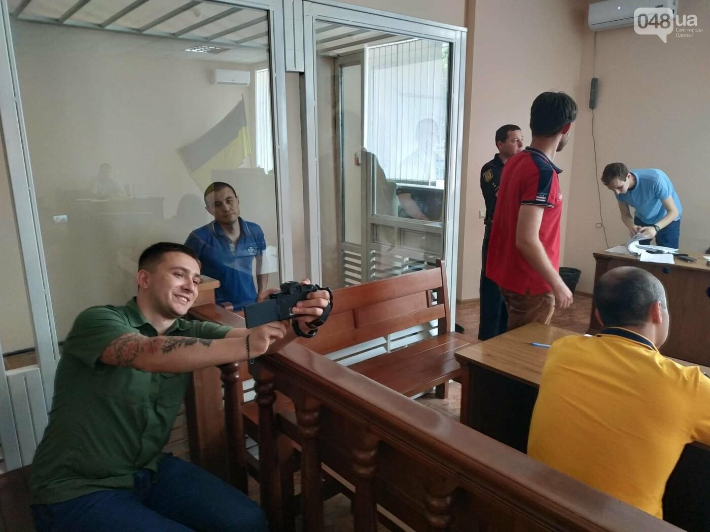 "Суд над нападавшим на одесского активиста Сергеем Стерненко не состоялся: зачем ""тянут""?, фото-1"