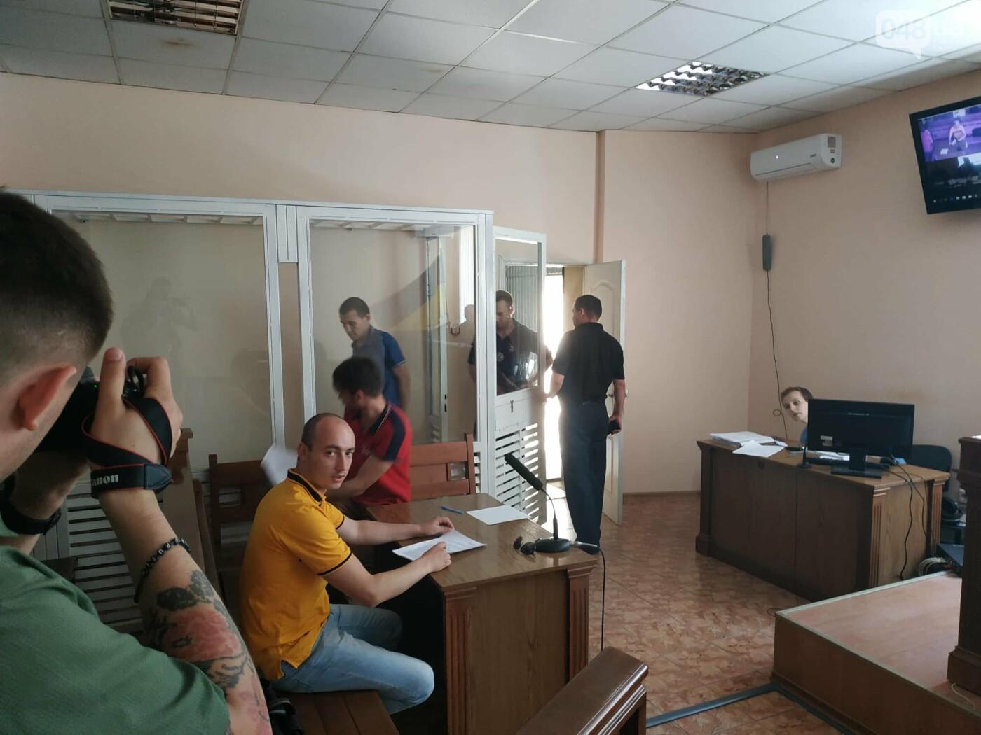 "Суд над нападавшим на одесского активиста Сергеем Стерненко не состоялся: зачем ""тянут""?, фото-6"