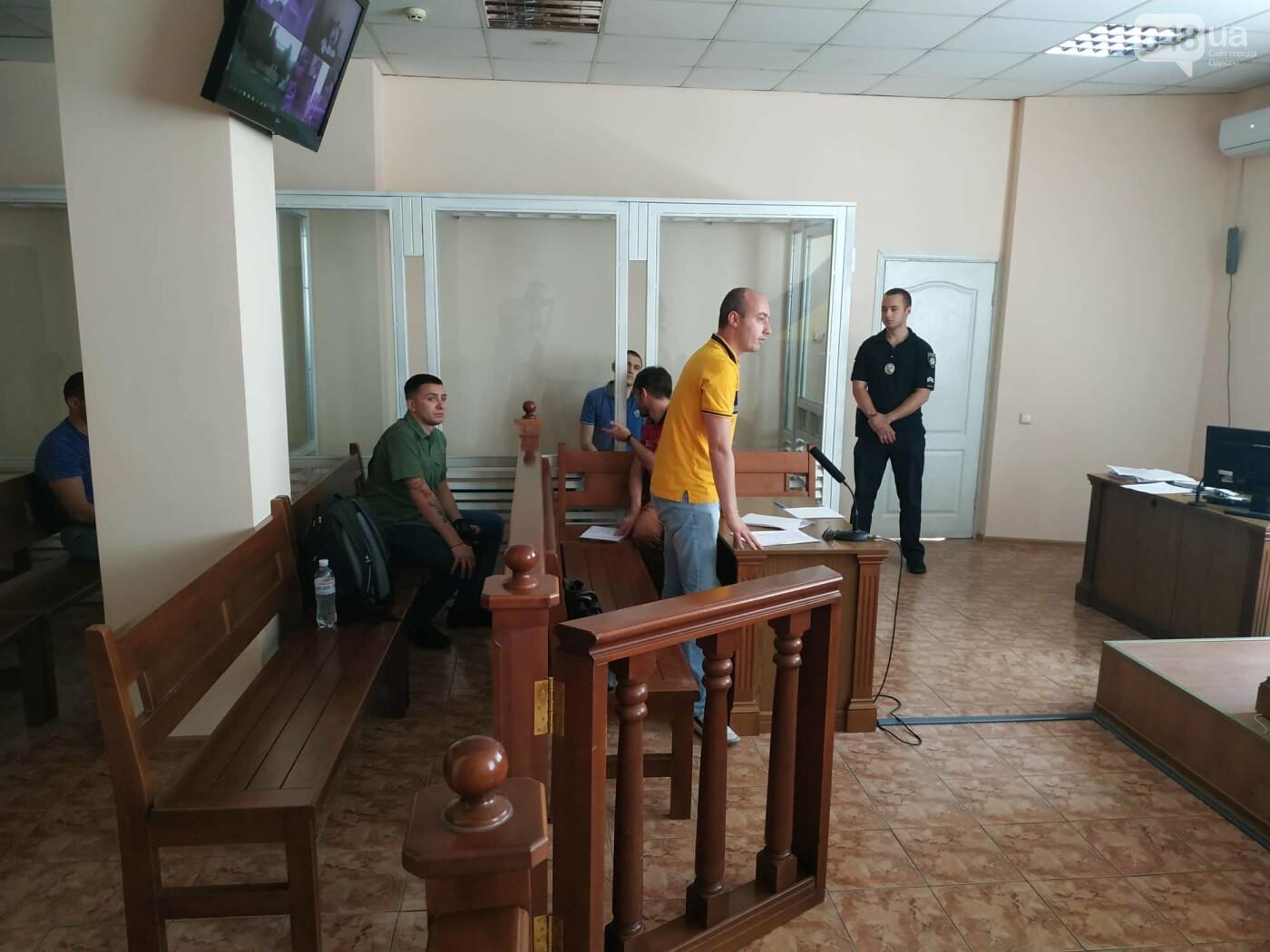 "Суд над нападавшим на одесского активиста Сергеем Стерненко не состоялся: зачем ""тянут""?, фото-7"