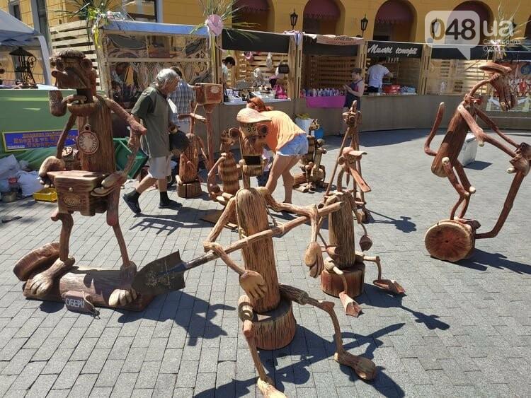 Сорочинская ярмарка в Одессе