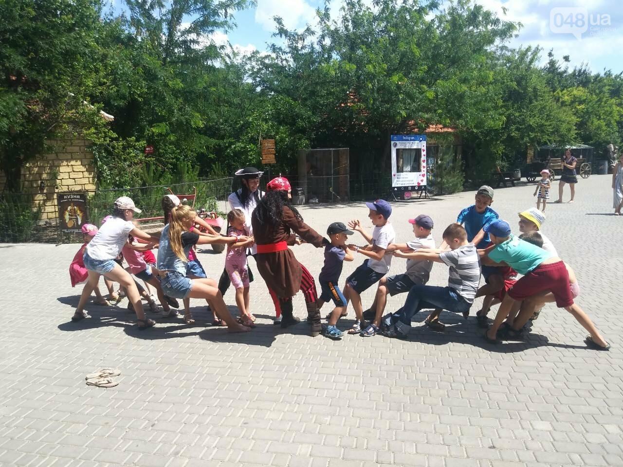 Как отпраздновать детский день рождения в Одессе, фото-61
