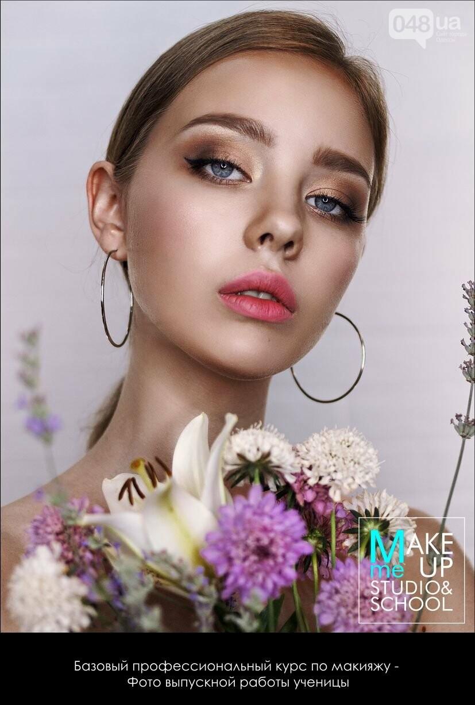 Курсы красоты в Одессе: визаж, макияж, маникюр и педикюр, фото-28