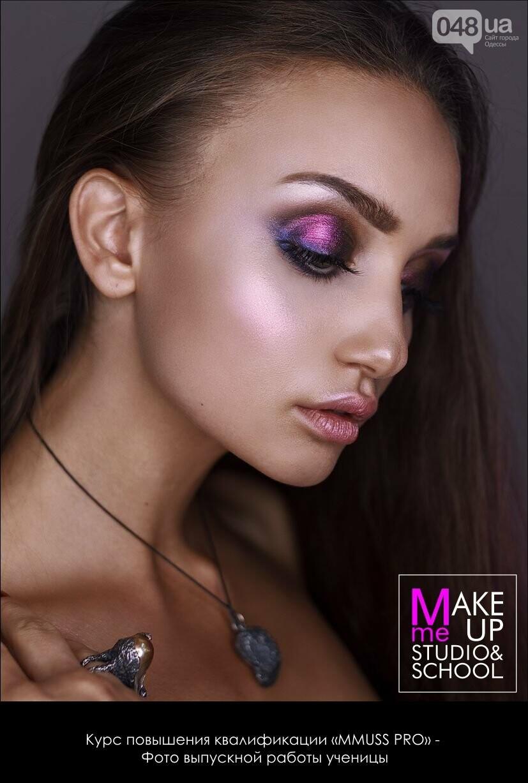 Курсы красоты в Одессе: визаж, макияж, маникюр и педикюр, фото-37