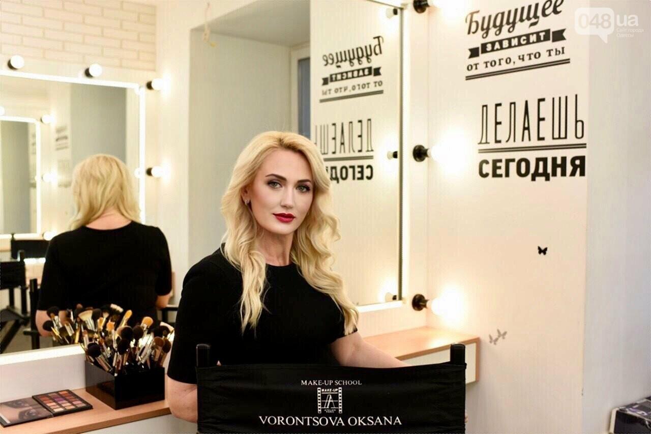 Курсы красоты в Одессе: визаж, макияж, маникюр и педикюр, фото-42