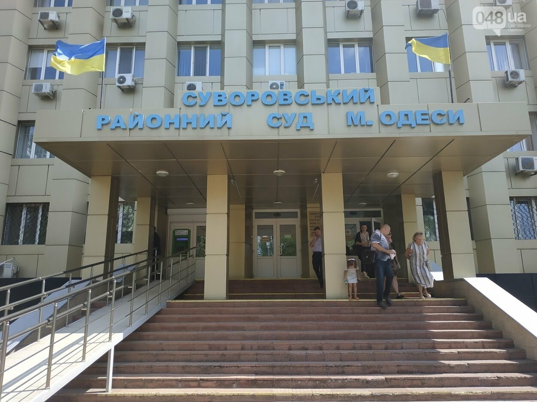 Суворовский районный суд Одессы