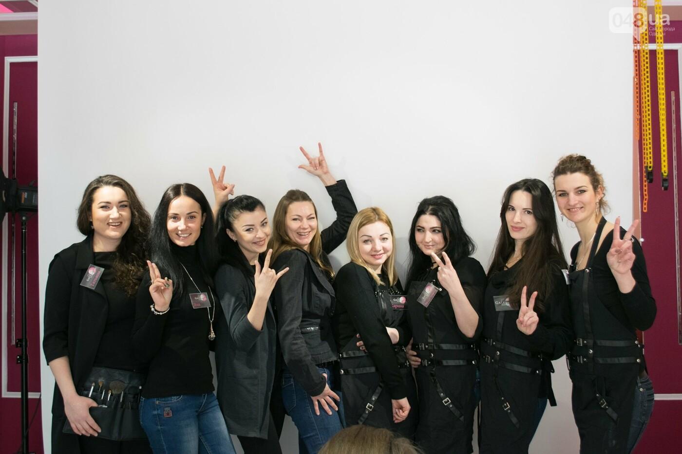 Курсы красоты в Одессе: визаж, макияж, маникюр и педикюр, фото-14
