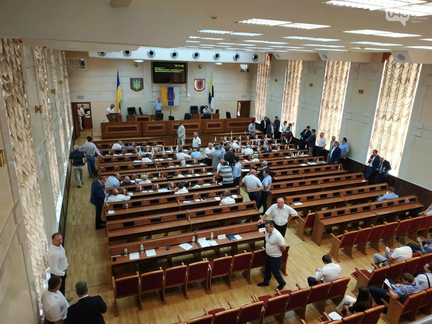 Стало известно, кто возглавил Одесский областной совет, - ФОТО, фото-11, Фото: Александр Жирносенко