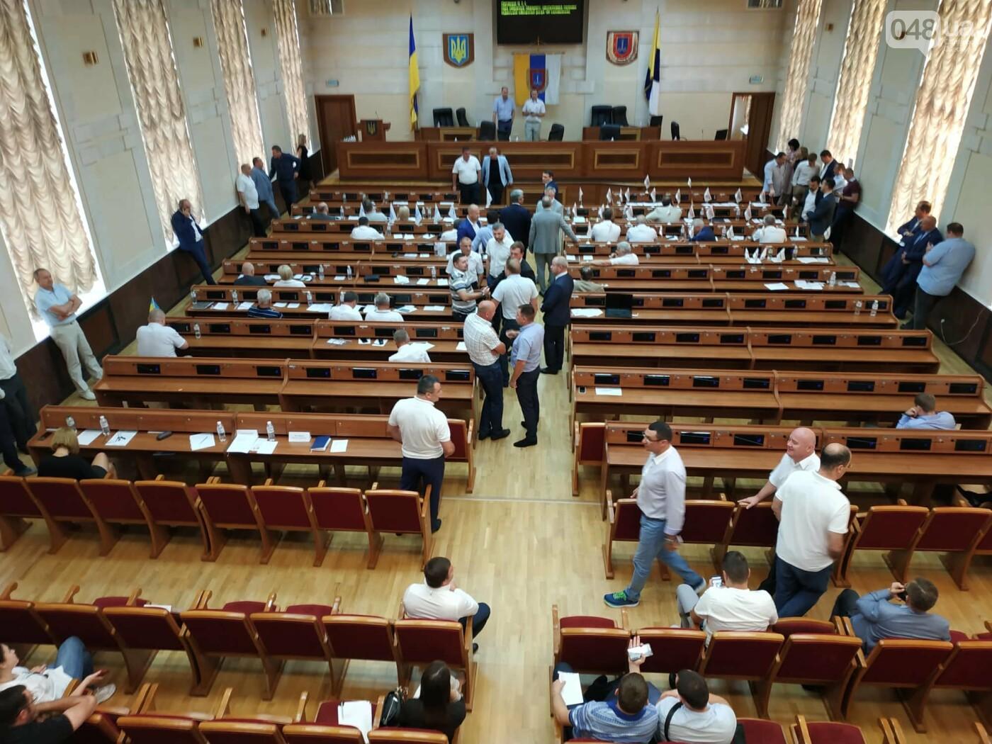 Стало известно, кто возглавил Одесский областной совет, - ФОТО, фото-1, Фото: Александр Жирносенко