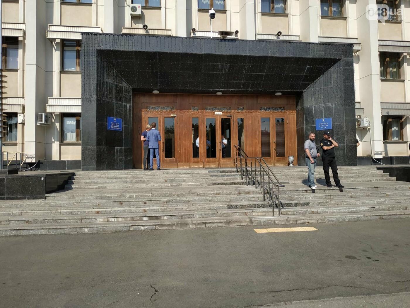 Стало известно, кто возглавил Одесский областной совет, - ФОТО, фото-6, Фото: Александр Жирносенко
