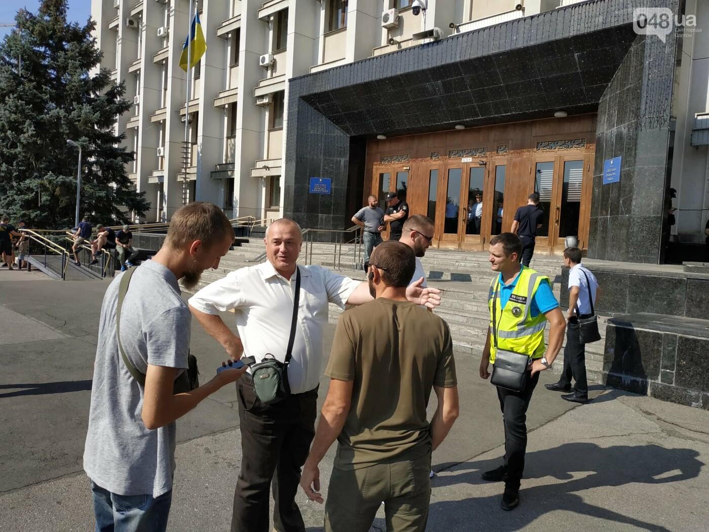 Стало известно, кто возглавил Одесский областной совет, - ФОТО, фото-3, Фото: Александр Жирносенко