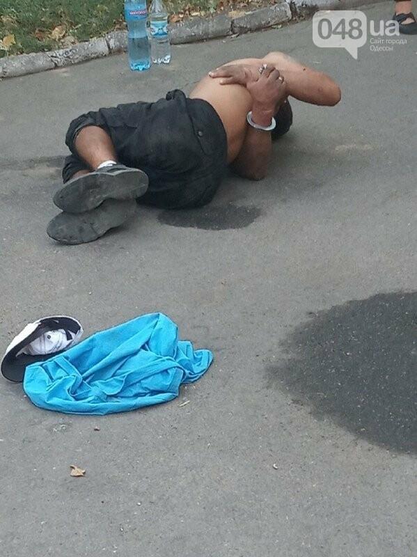 В Одессе активист помог задержать мужчин, вырвавших из рук ребенка телефон, - ФОТО, фото-5, ФОТО: Андрей Ким