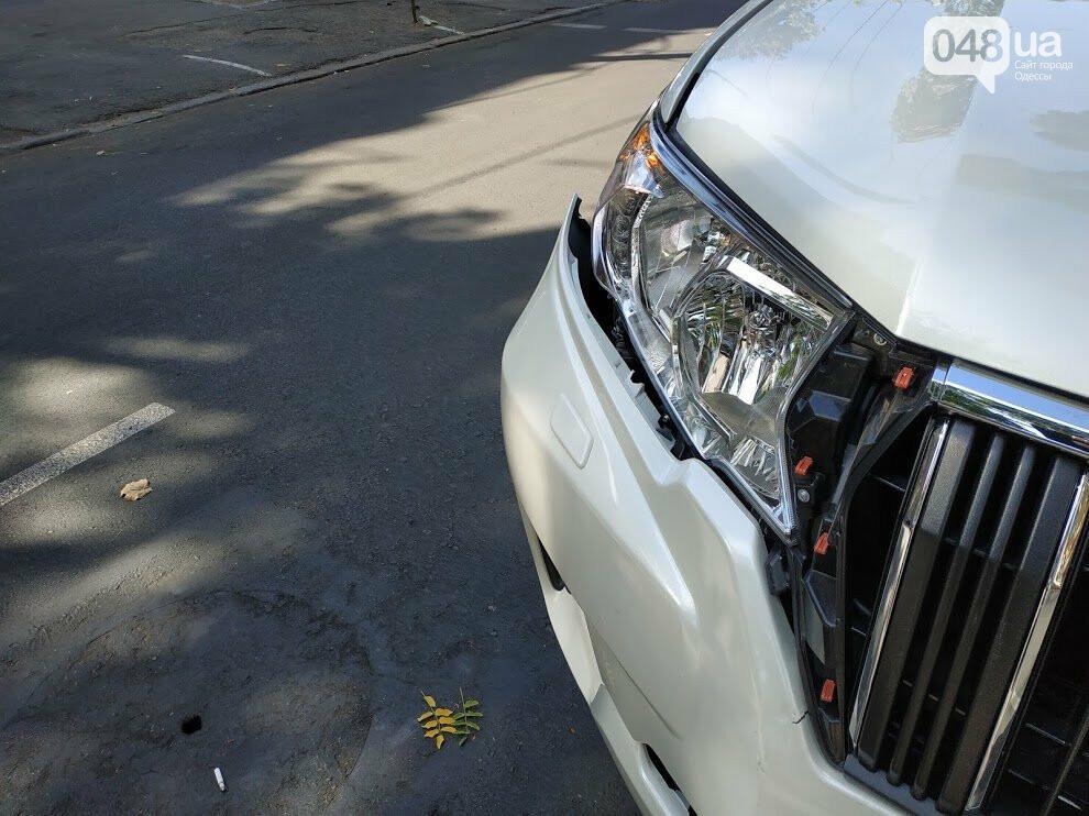 Авария в центре Одессы: водителя увезла скорая, - ФОТО, фото-8