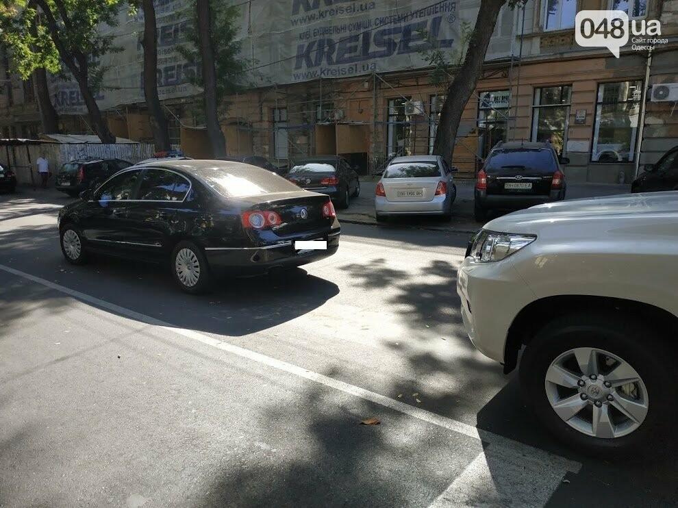 Авария в центре Одессы: водителя увезла скорая, - ФОТО, фото-9