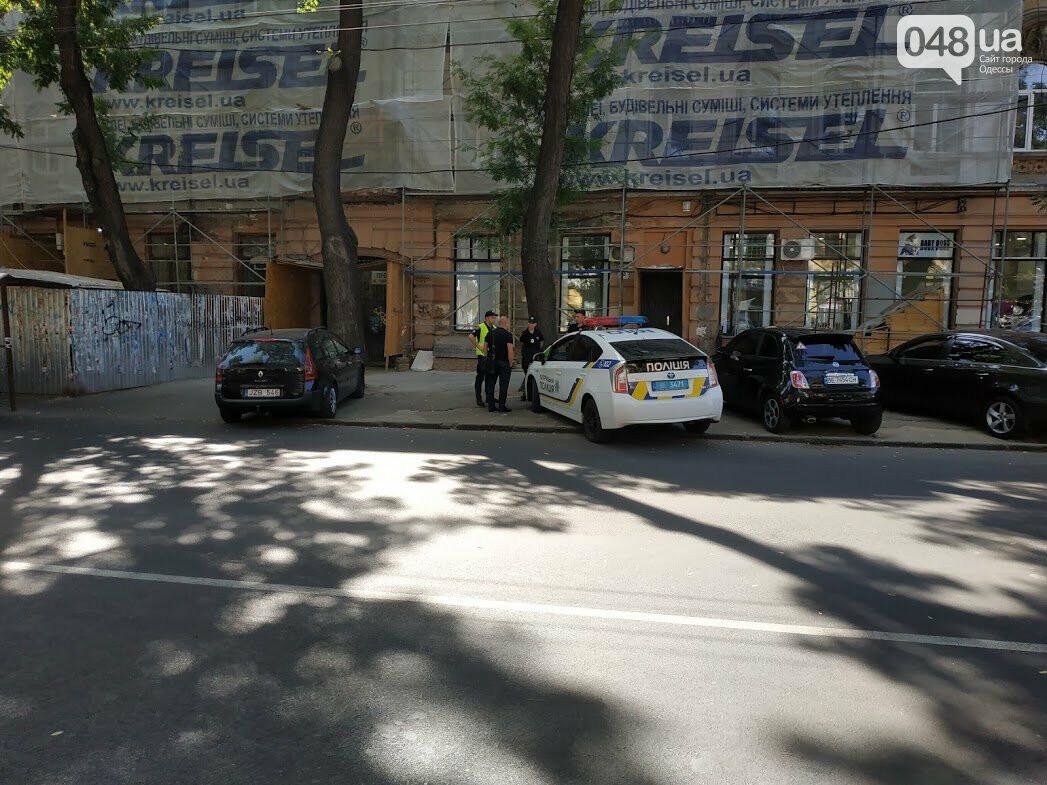 Авария в центре Одессы: водителя увезла скорая, - ФОТО, фото-13