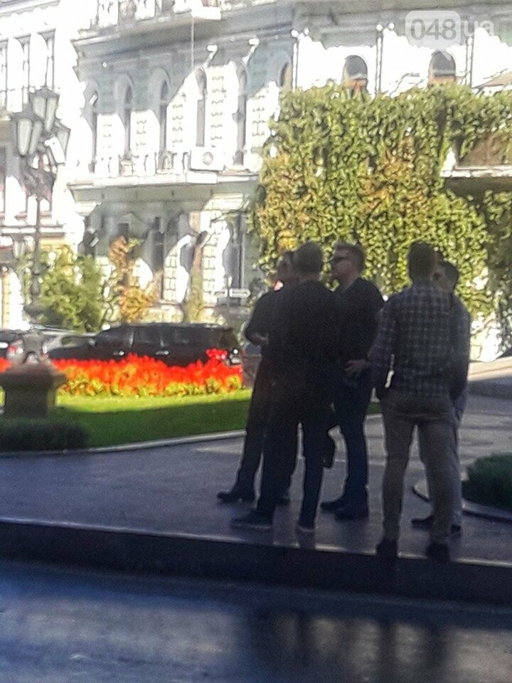 Том Круз прогулялся по центру Одессы, - ФОТО, фото-2, Анна Булавка