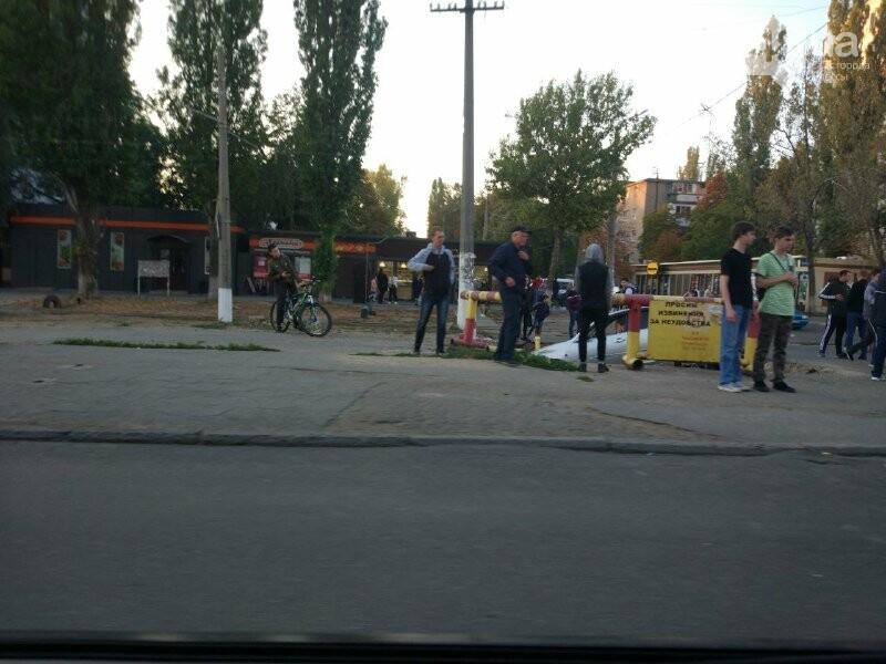 ДТП на улице Махачкалинской в Одессе, Артур Микита