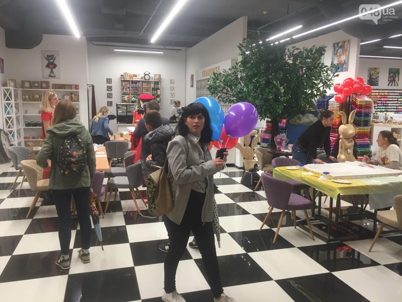 В Одессе состоялось открытие Creative Mall: уникальный формат супермаркета канцтоваров становится ближе , фото-4