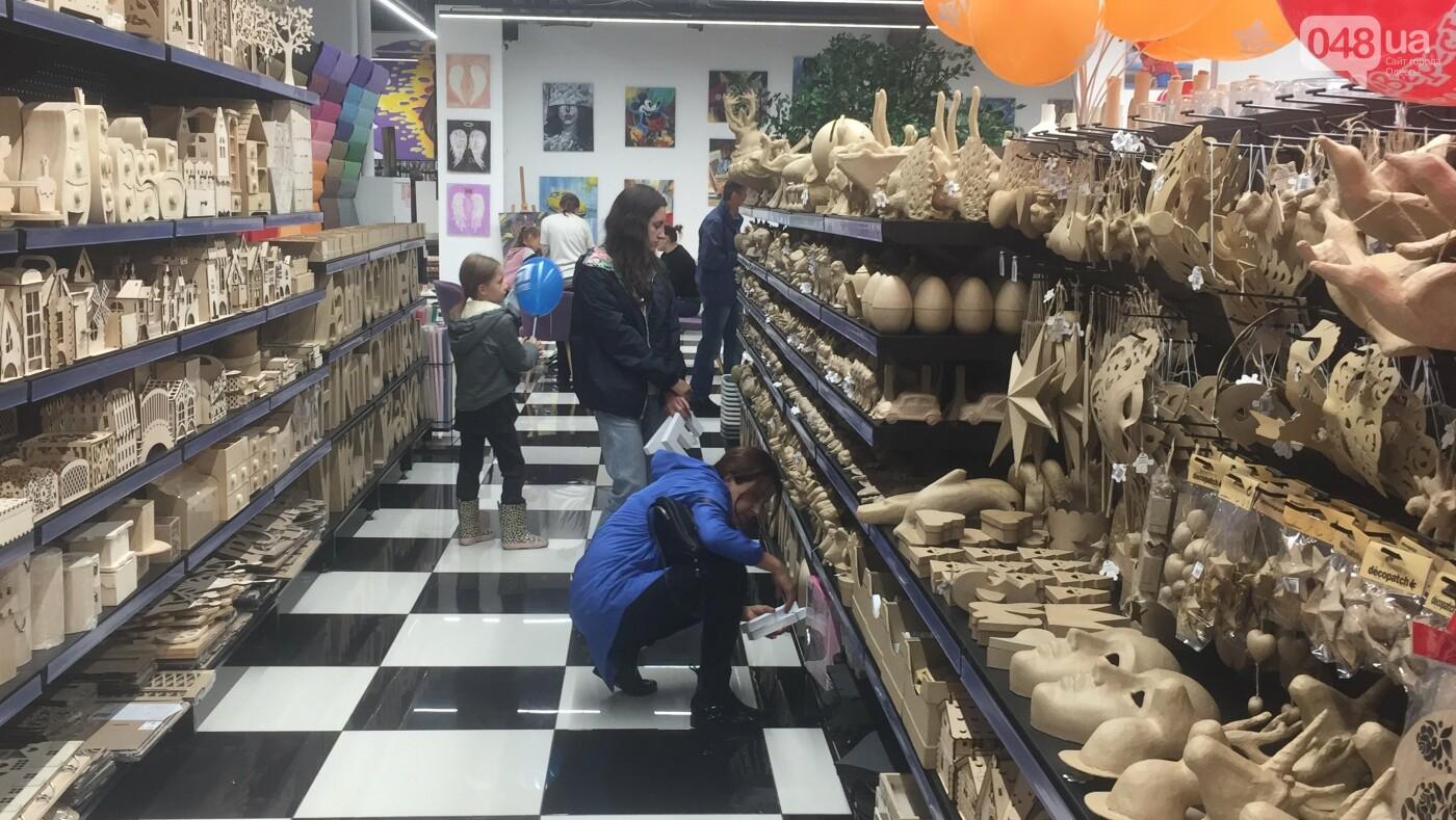 В Одессе состоялось открытие Creative Mall: уникальный формат супермаркета канцтоваров становится ближе , фото-19