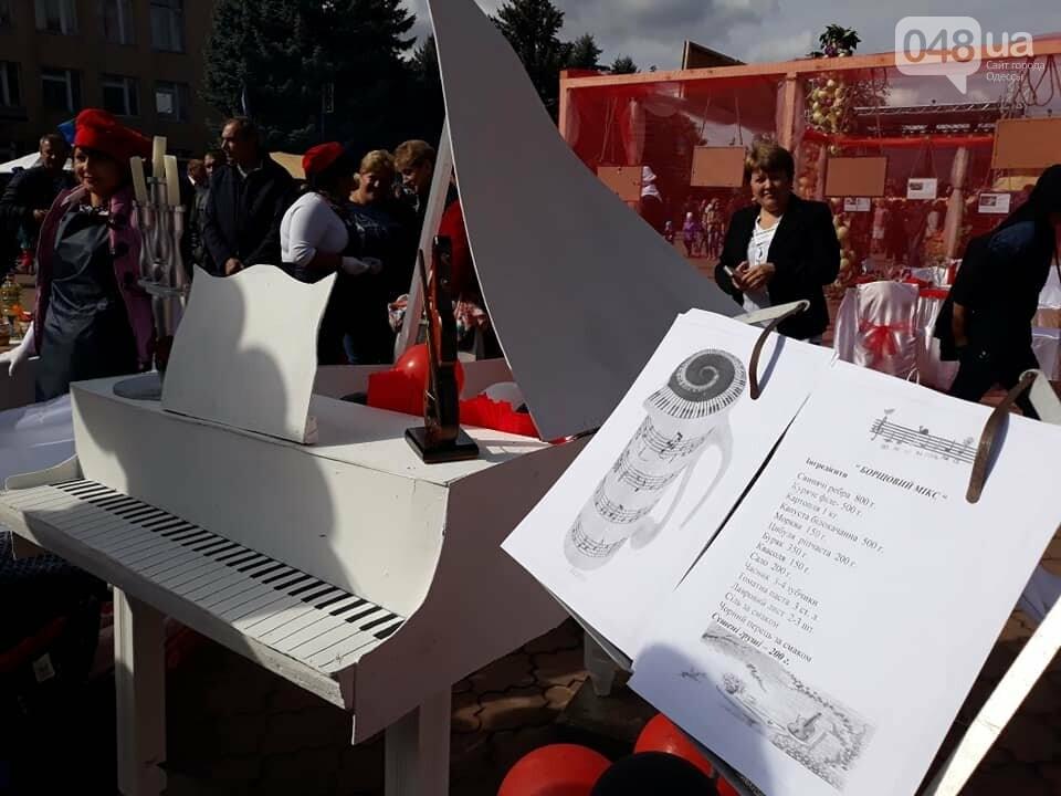 На гастрономическом фестивале в Одесской области прошел чемпионат борща, - ФОТО, фото-19