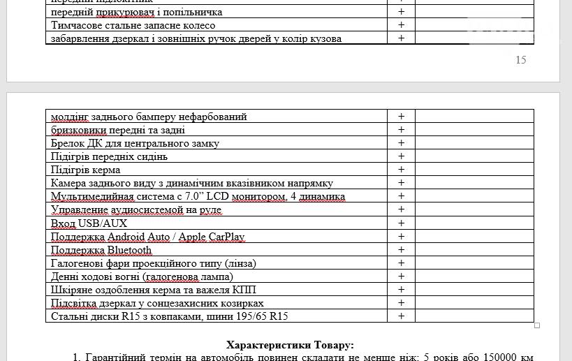 5 легковых автомобилей собираются купить чиновники УКСа в Одессе , фото-1