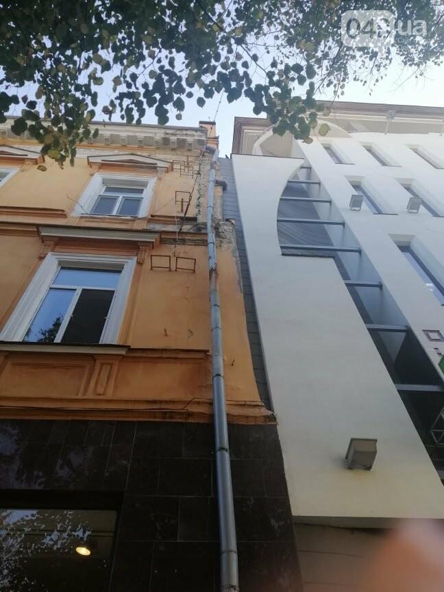 В Одессе отремонтируют фасад и крышу дома со скандальной мансардой, - ФОТО, фото-2