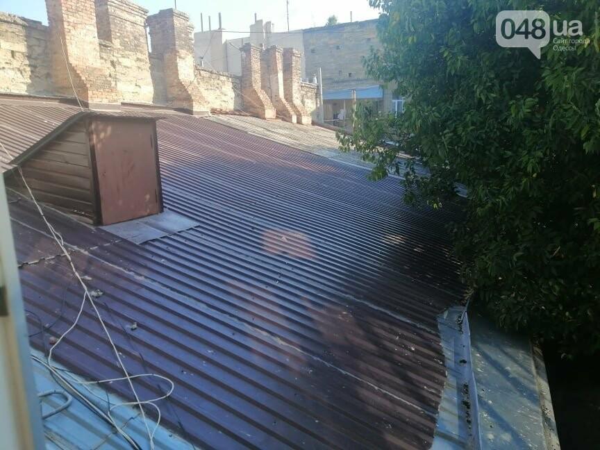 В Одессе отремонтируют фасад и крышу дома со скандальной мансардой, - ФОТО, фото-6