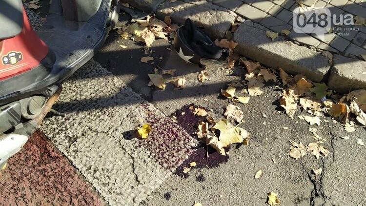 Одесситам на заметку: из-за аварии в центре Одессы образовались пробки, - ФОТО, фото-1