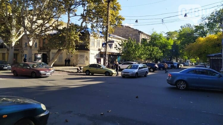 Одесситам на заметку: из-за аварии в центре Одессы образовались пробки, - ФОТО, фото-9