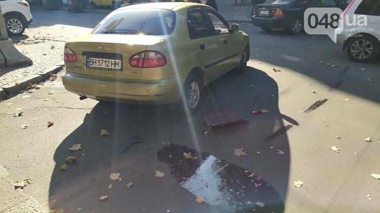 Одесситам на заметку: из-за аварии в центре Одессы образовались пробки, - ФОТО, фото-6