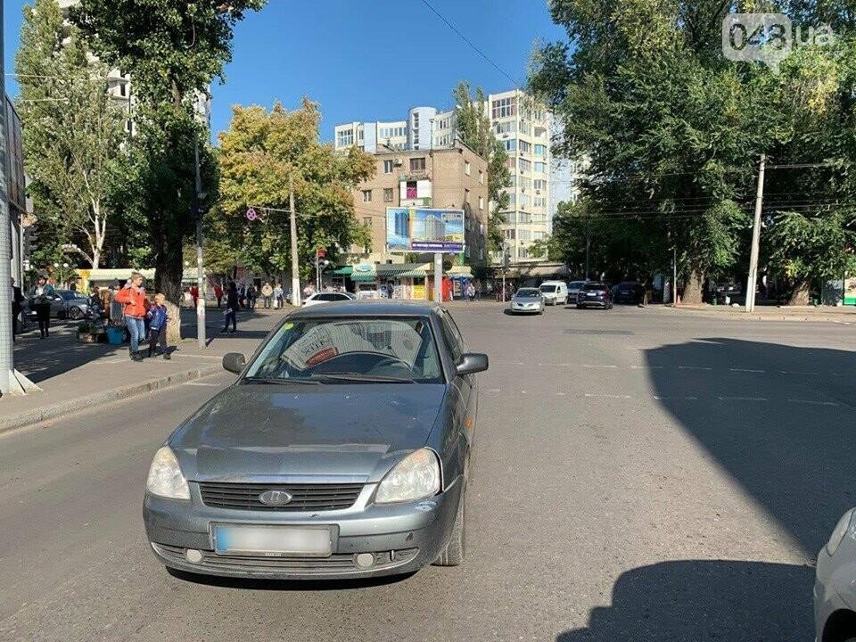В Одессе произошло ДТП: есть пострадавшие, - ФОТО, фото-1