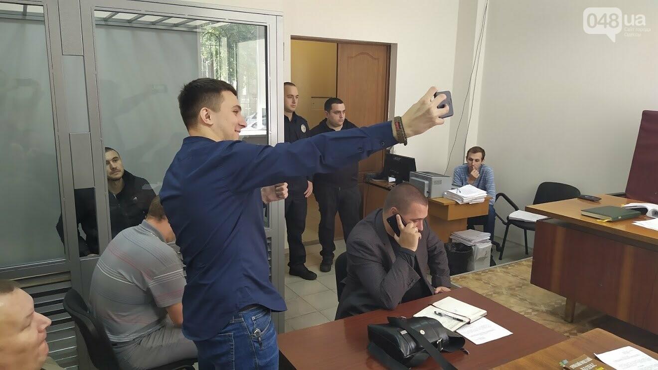 Дело о нападение на Сергея Стерненко, Корреспондент 048.ua Александр Жирносенко
