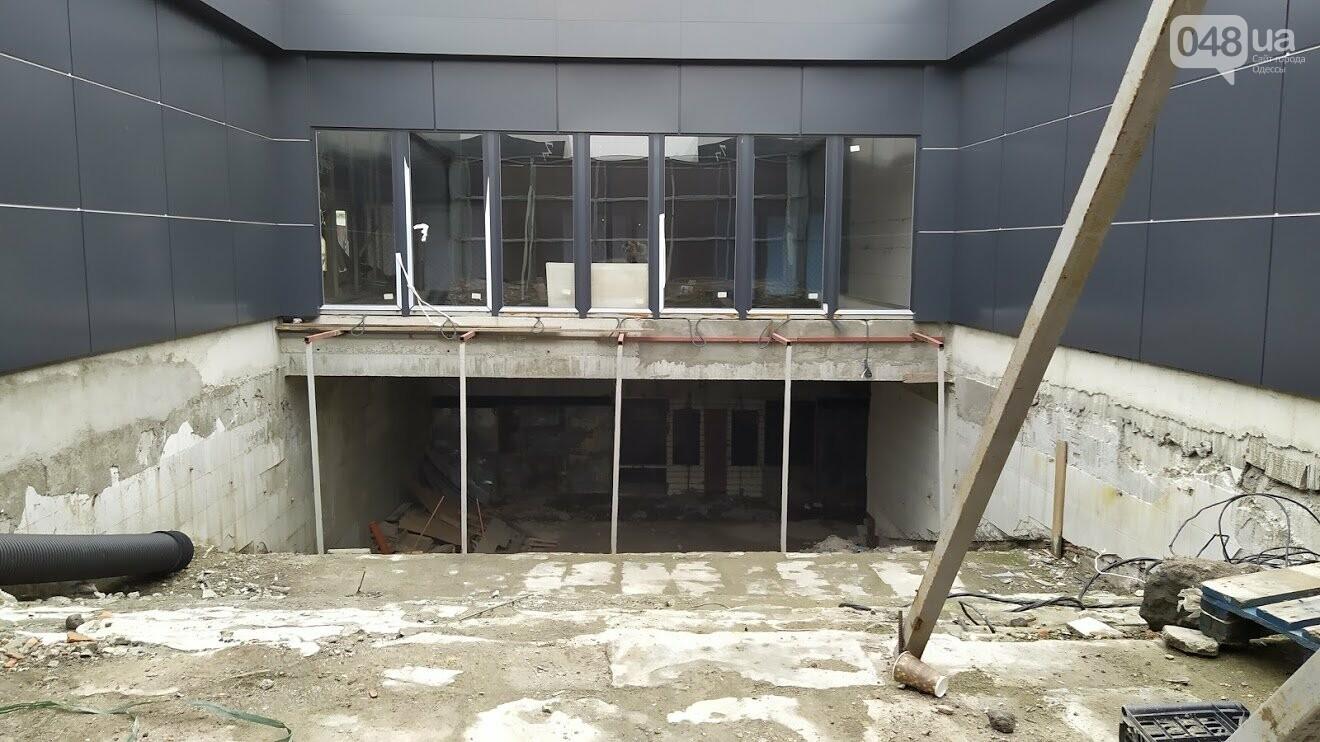 Реконструкция Привоза