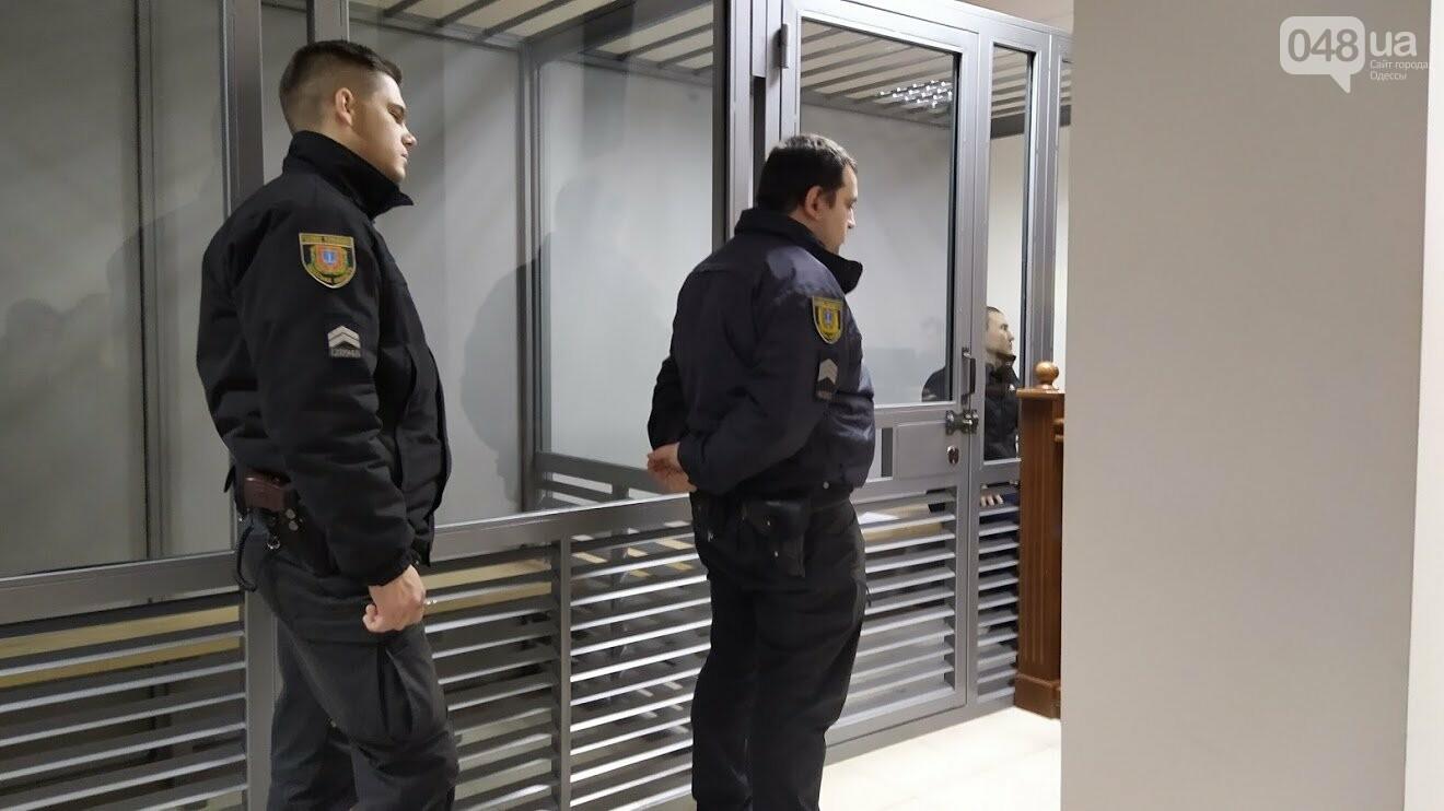 Суд по делу Абзала Баймукашева, обвиняемому в покушении на жизнь Сергея Стерненко