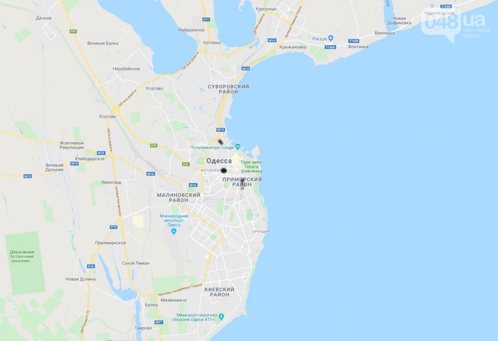 Отключения света в Одессе, 11 декабря - Блэкаут