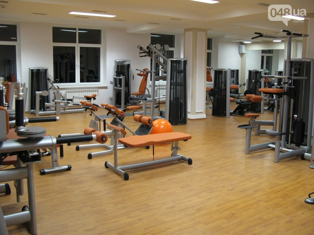 Yes Fitness Premium в переулке Нечипуренко