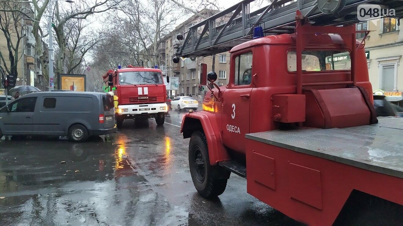 Пожар в Urban Music Hall Одесса.