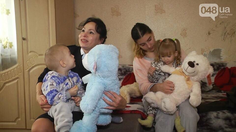 Командование ВМС передали подарки семье Сергея Платонова