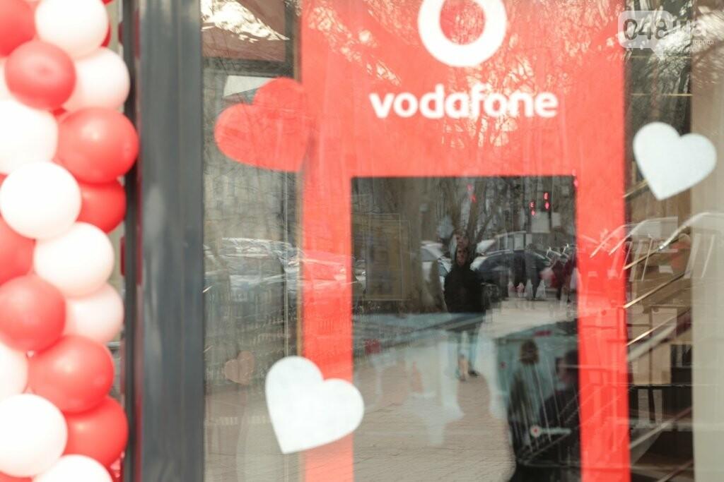 День Святого Валентина в центре Одессы