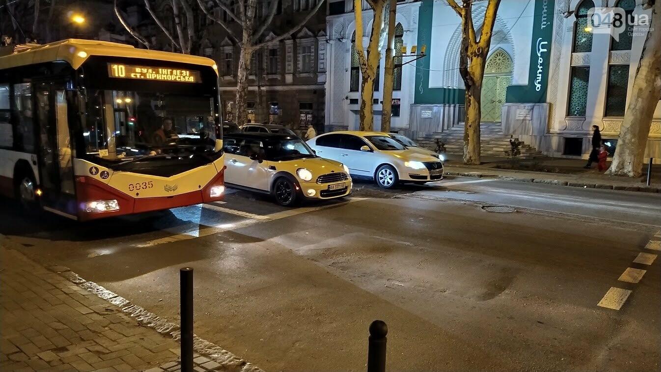 Движение на улице Ришельевской востановлено.