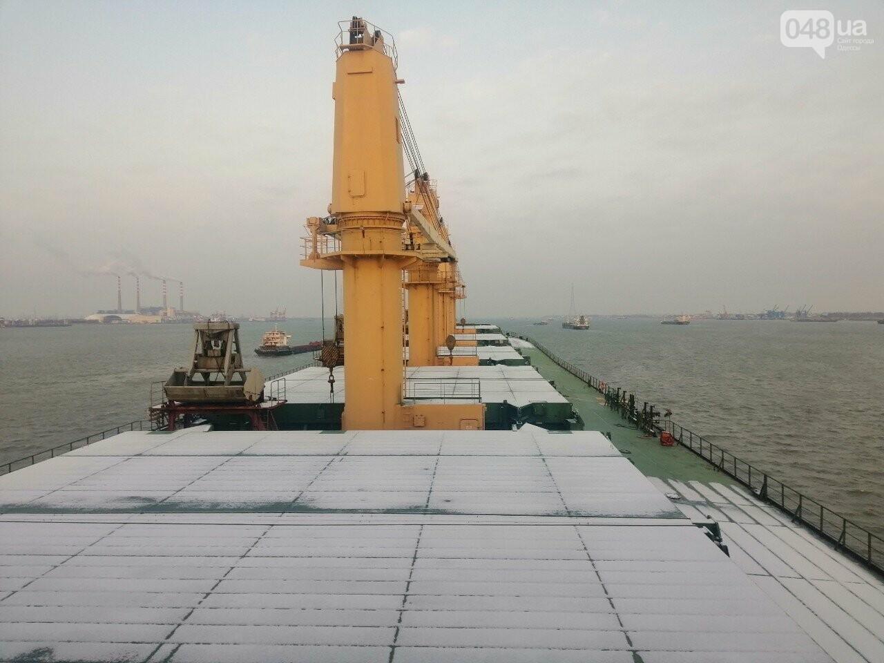 New Orion на реке Янцзы