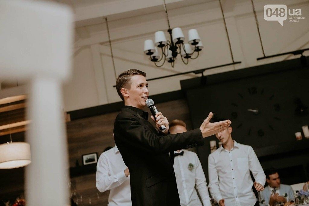 ТОП ведущих на свадьбу Одессы, фото-188