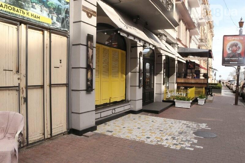 Карантин в Одессе: какие заведения решили не закрываться, - ФОТО, ВИДЕО, фото-7