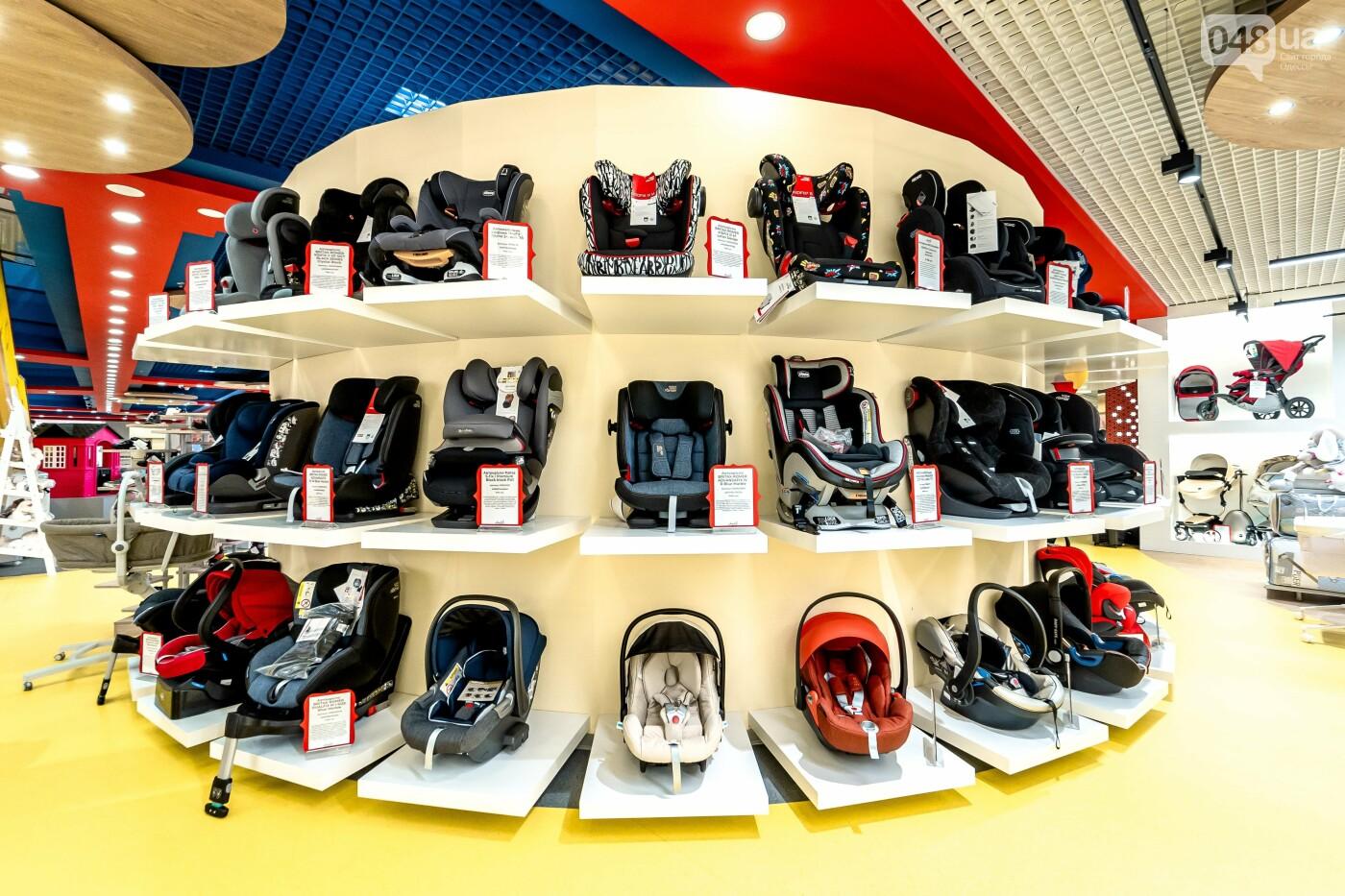 Крупнейший супермаркет детских товаров Amador запустил бесплатную доставку до дверей, фото-3