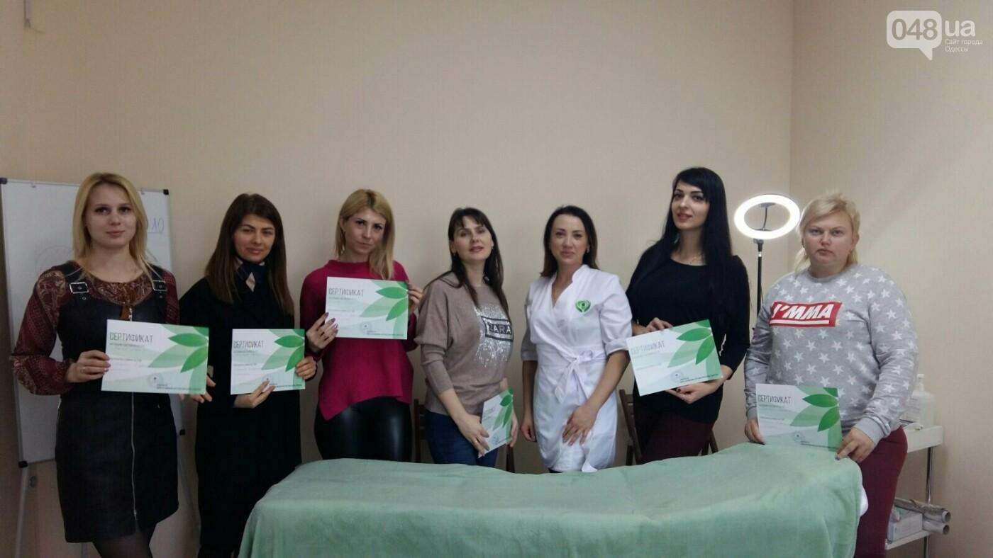 Курсы красоты в Одессе: визаж, макияж, маникюр и педикюр, фото-76