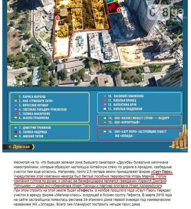 """О связи """"Саут Парк"""" с Игорем Марковым и партнером Коломойского, Думская"""