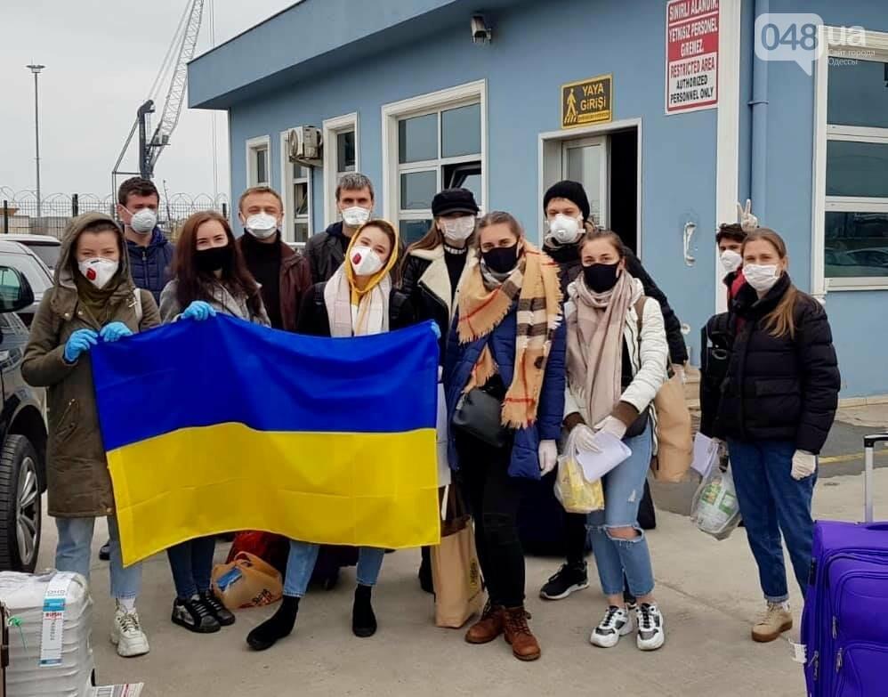Из Турции в Черноморск прибыл паром с 35 украинцами, всех отправили в обсервацию,- ФОТО,ВИДЕО, фото-1