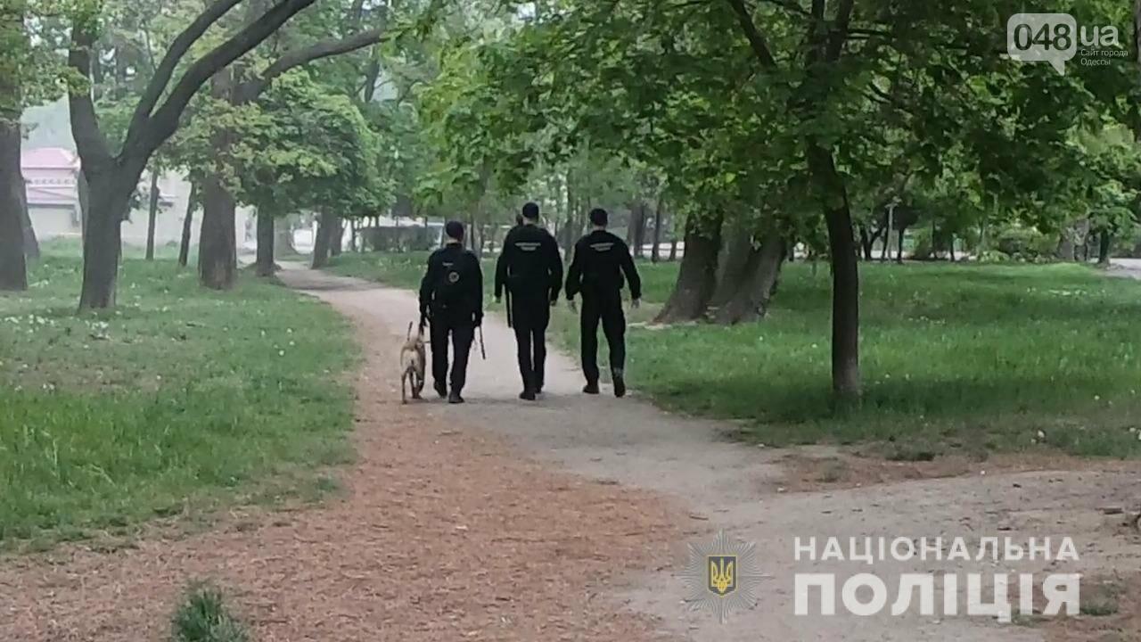 Годовщина событий 2 мая в Одессе: полиция следит за нарушителями карантина, - ФОТО, ВИДЕО, фото-4