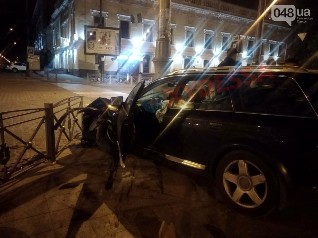 Сегодня ночью в Одессе произошли два серьезных ДТП,- ФОТО, фото-5