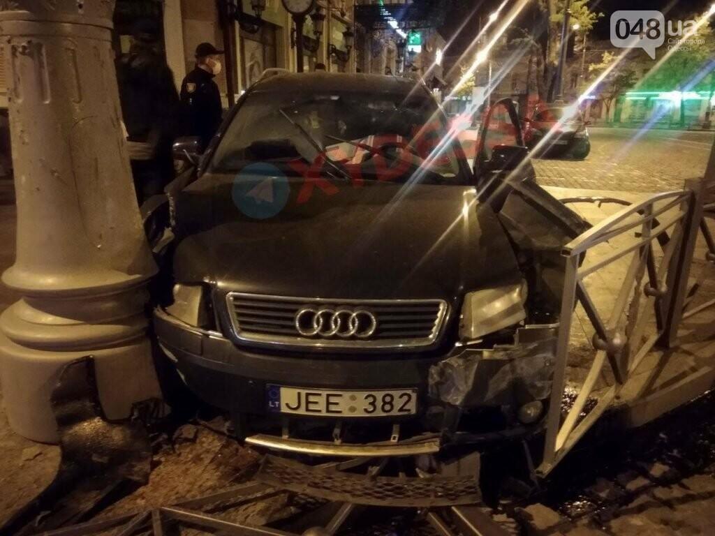 Сегодня ночью в Одессе произошли два серьезных ДТП,- ФОТО, фото-4