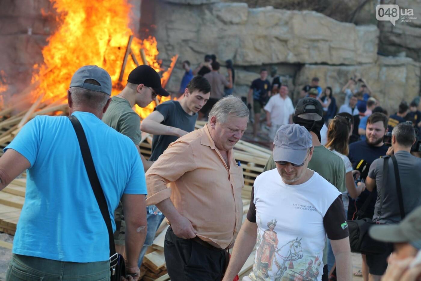 """В Одессе пляж """"Лагуна"""" на территории пансионата """"Зеленый берег"""" снова пытаются сделать платным,- ФОТО, фото-18"""